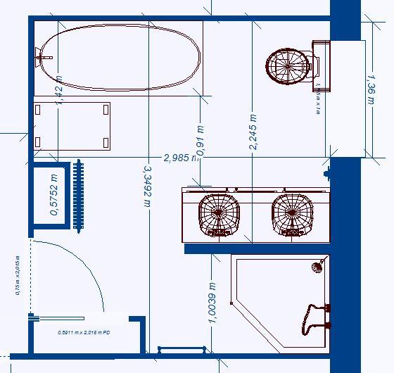 Agencement Salle De Bain Avec Douche Et Baignoire – Chaios.com